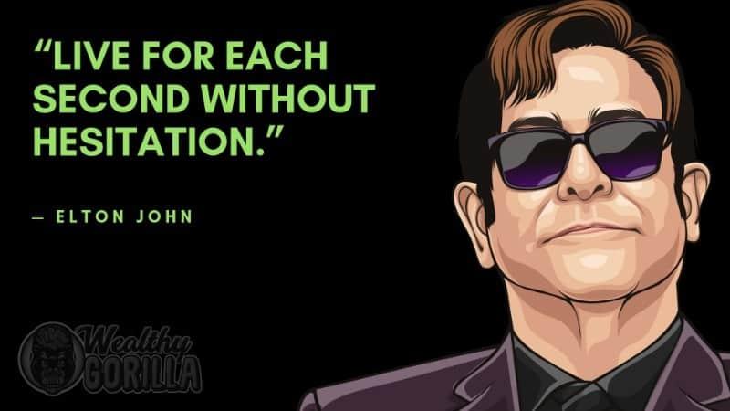 Best Elton John Quotes 3