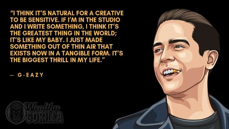 Best G-Eazy Quotes 2