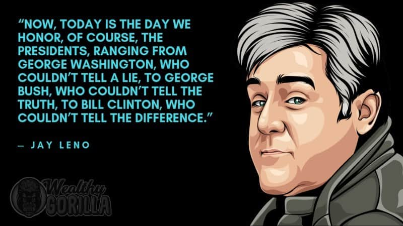 Best Jay Leno Quotes 4