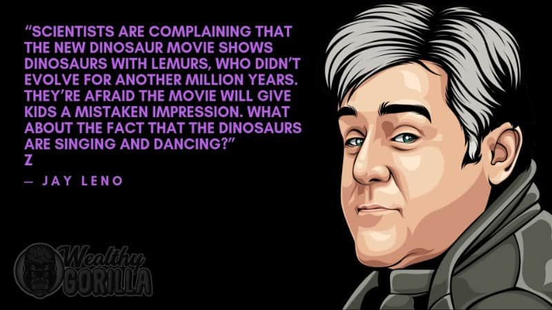 Best Jay Leno Quotes 5
