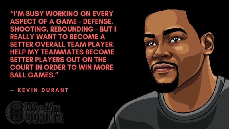 Best Kevin Durant Quotes 1