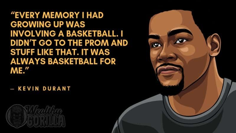 Best Kevin Durant Quotes 2