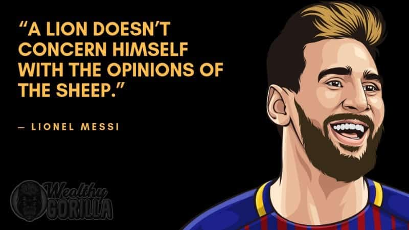 Best Lionel Messi Quotes 2