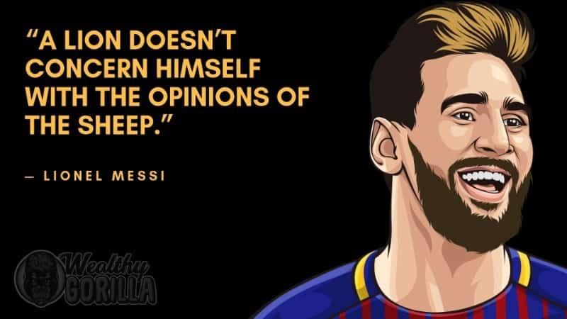 Best Lionel Messi Quotes 2
