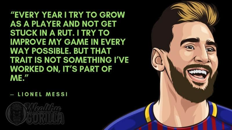 Best Lionel Messi Quotes 3