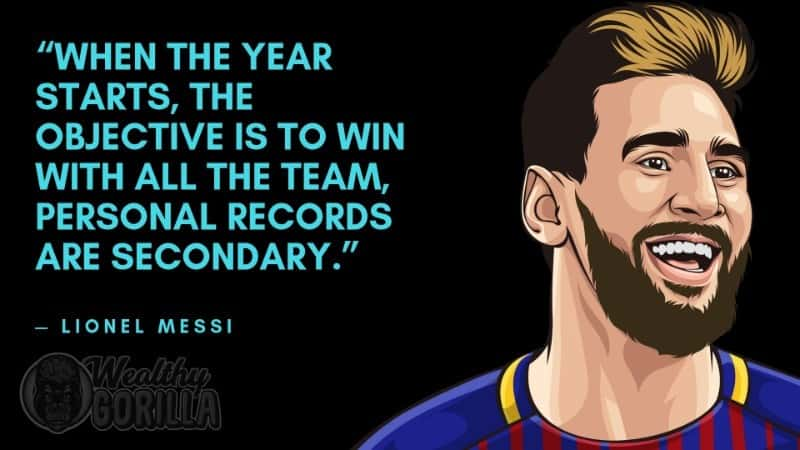 Best Lionel Messi Quotes 4