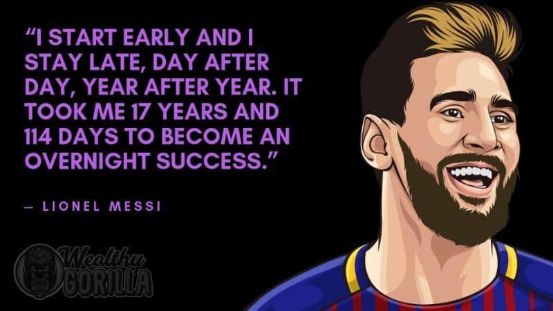 Best Lionel Messi Quotes 6