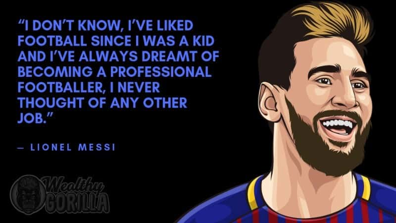 Best Lionel Messi Quotes 7