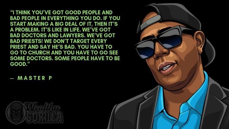Best Master P Quotes 3
