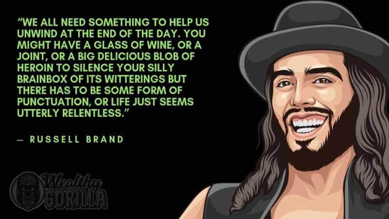 Best Russell Brand Quotes 3
