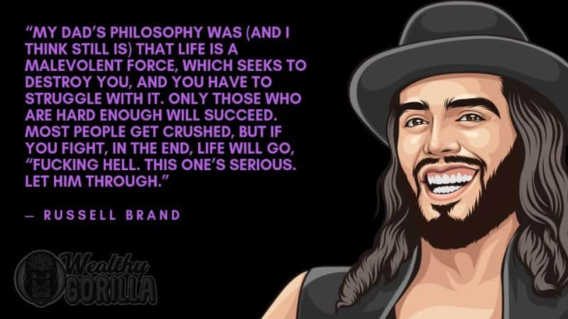 Best Russell Brand Quotes 5