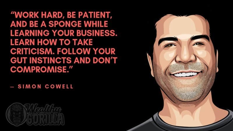 Best Simon Cowell Quotes 1