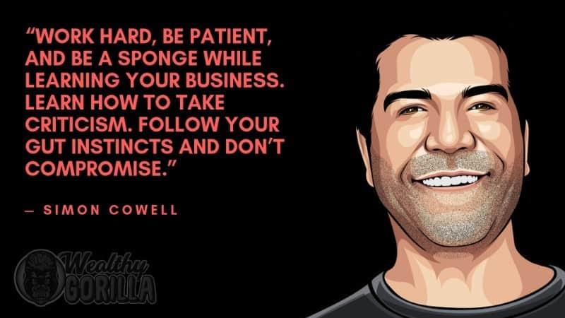 Best Simon Cowell Quotes 1