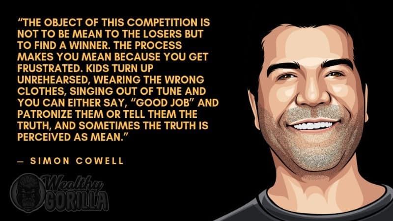 Best Simon Cowell Quotes 2