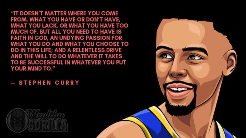 Best Stephen Curry Quotes 1