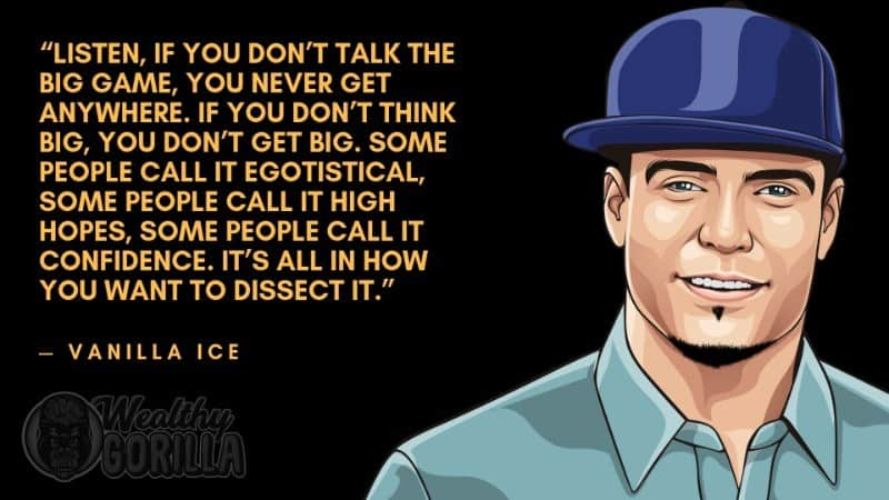 Best Vanilla Ice Quotes 2
