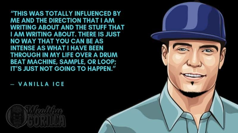 Best Vanilla Ice Quotes 4