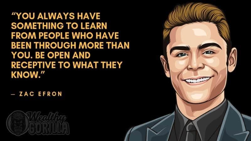 Best Zac Efron Quotes 2