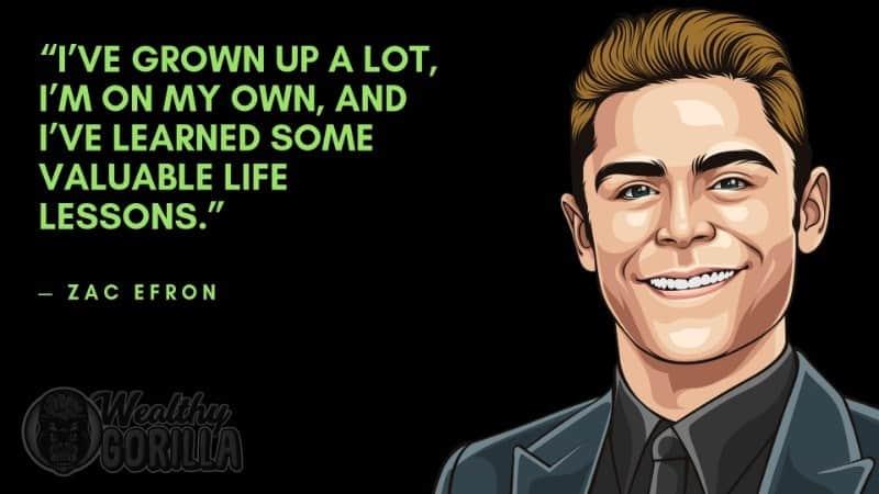 Best Zac Efron Quotes 3