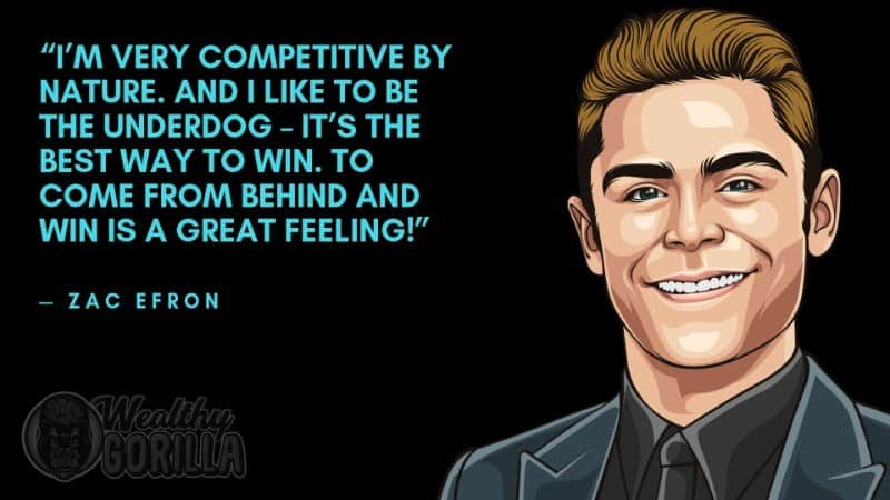 Best Zac Efron Quotes 4
