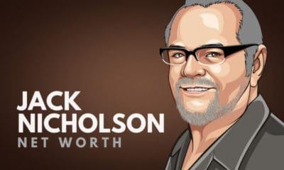 Jack Nicholson's Net Worth
