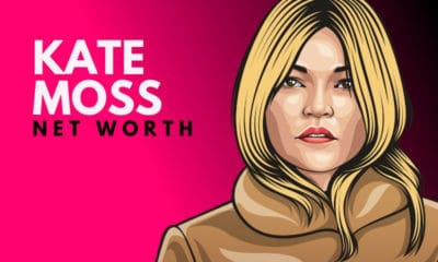 Kate Moss' Net Worth