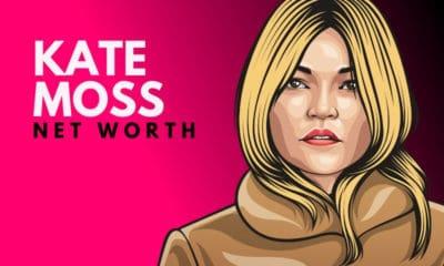 Kate Moss' Net Worth