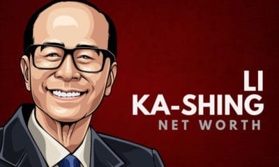 Li Ka-Shing's Net Worth