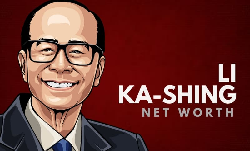 Li Ka-Shing's Net Worth
