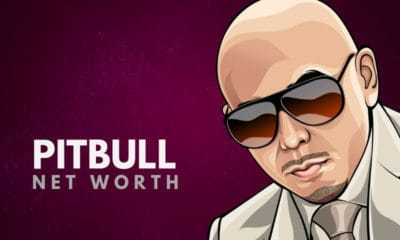 Pitbull's Net Worth