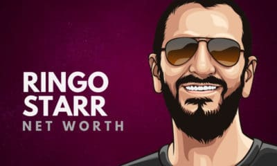 Ringo Starr's Net Worth