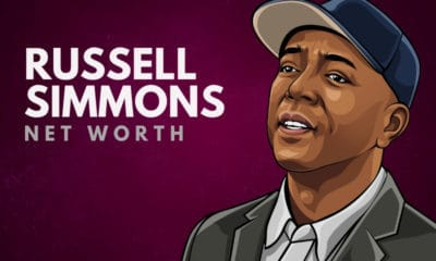 Russell Simmons' Net Worth
