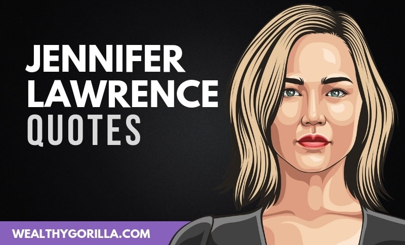 The Best Jennifer Lawrence Quotes