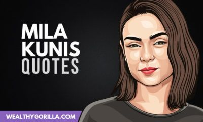 The Best Mila Kunis Quotes