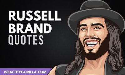 The Best Russell Brand Quotes