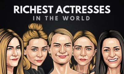 The Richest Actresses
