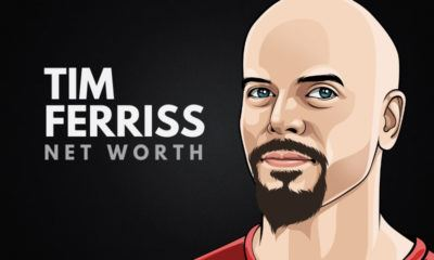 Tim Ferriss' Net Worth