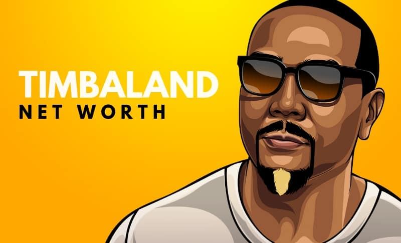 Timbaland's Net Worth