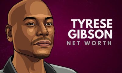 Tyrese Gibson's Net Worth