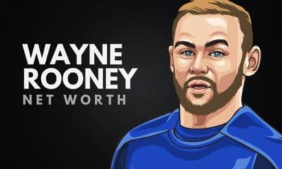 Wayne Rooney's Net Worth