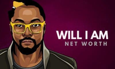 Will I Am's Net Worth