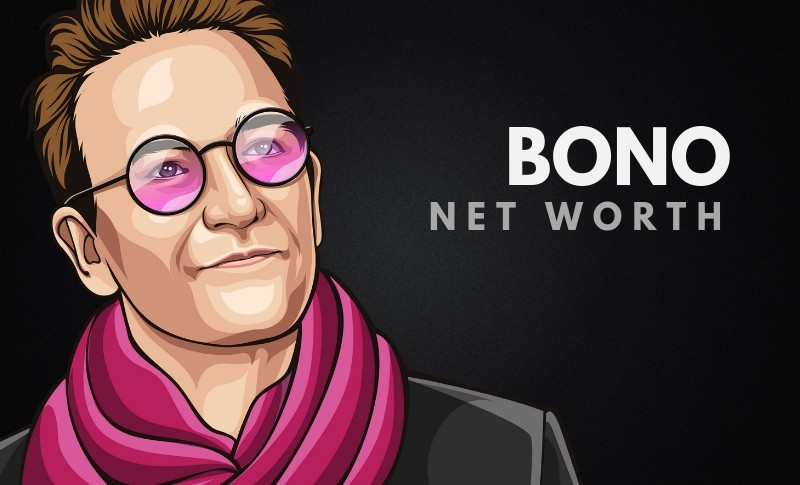 Bono's Net Worth