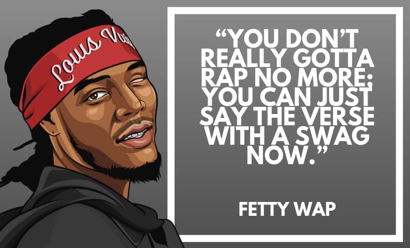 Fetty Wap Picture Quotes 5