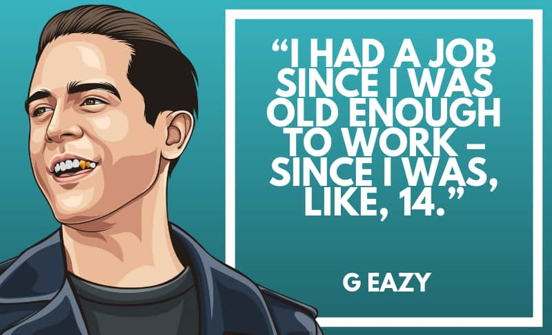 G-Eazy Picture Quotes 3