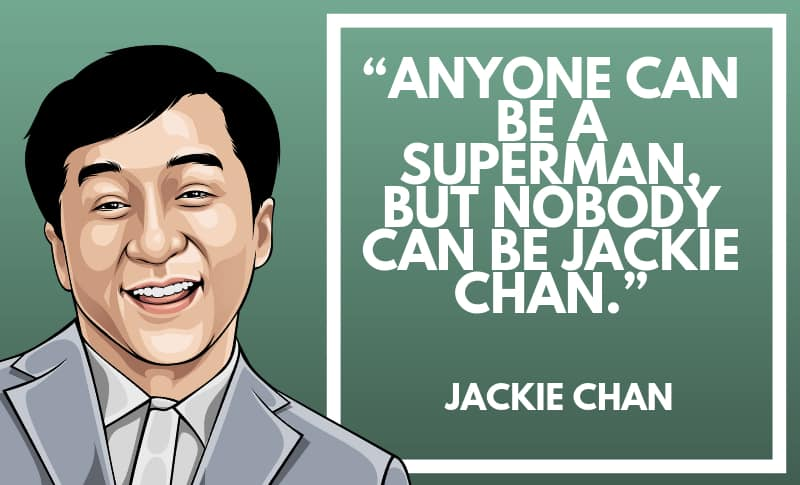 Jackie Chan Picture Quotes 4