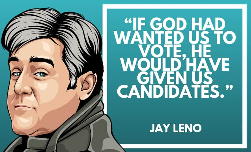 Jay Leno Picture Quotes 3
