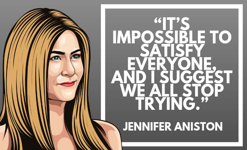 Jennifer Aniston Picture Quotes 5