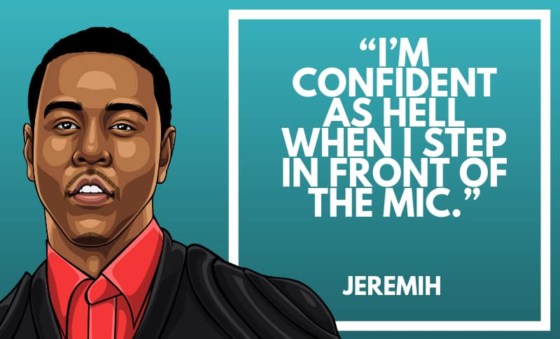 Jeremih Picture Quotes 3