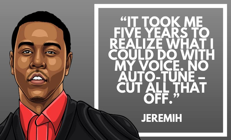 Jeremih Picture Quotes 5