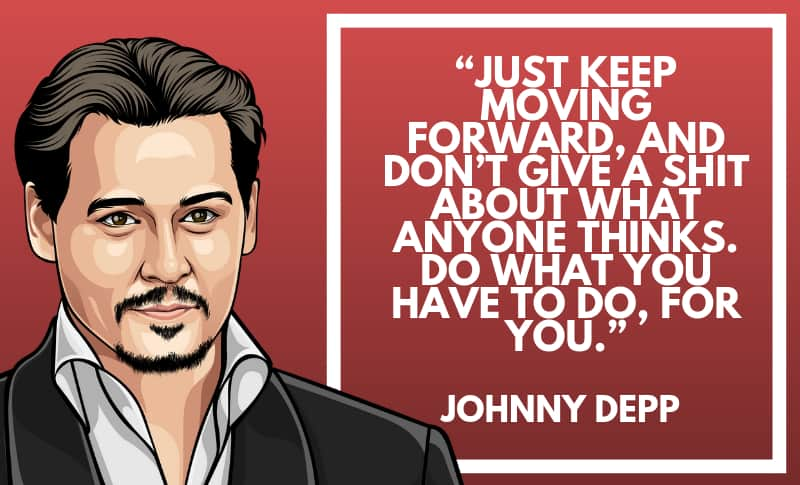Johnny Depp Picture Quotes 1